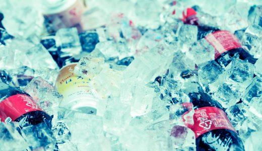 冷たい飲み物  例文(2)  ?Con hielo?