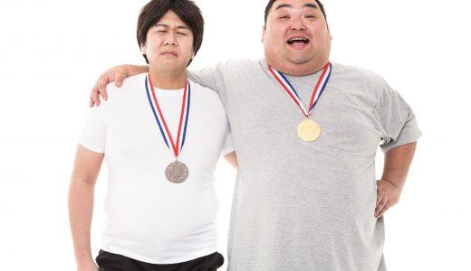 賞をとる  例文(3)  Japon ha ganado 5 medallas de oro.