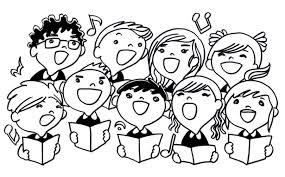 歌を歌う  例文(1)  ?Quien canta mejor de todos?