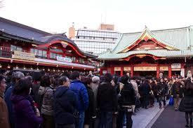 神社仏閣の表現  例文(2)  ?Como podemos llegar al Santuario Meiji?